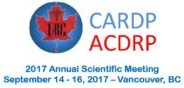 """Dentistry Today, a Multi-Disciplinary Approach"" - CARDP Annual Scientific Meeting"